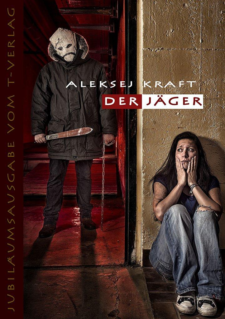 "Buchcover ""Der Jaeger"""